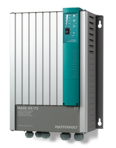 Mastervolt - 40020756 - Mass 24/75, incl. DNV & Lloyds certification