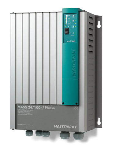 Mastervolt - 40031006 - Mass 3-24/100 400V 3 phase charger MB