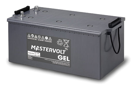 Mastervolt - 64002000 - MVG 12/200 Ah Gel Battery