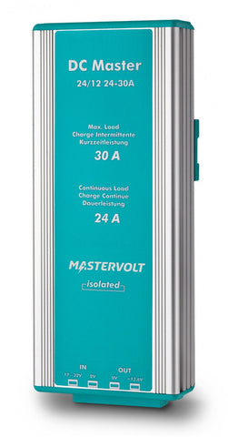 Mastervolt-81500350-DC Master 24/12-24A (Isolated)