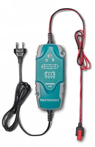 Mastervolt - 43510402 - EasyCharge Portable 4.3A - Uk-plug