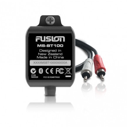Fusion - MS-BT100 -- Bluetooth Adapter Module For AUX Port & Power Connector