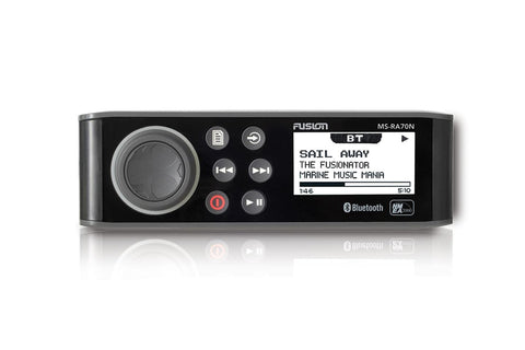 Fusion - MS-RA70N / 010-01516-11 -  Marine Entertainment System with Bluetooth & NMEA 2000