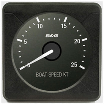B&G-000-11719-001-H5000 ANALOGUE BOAT SPEED 12.5KT