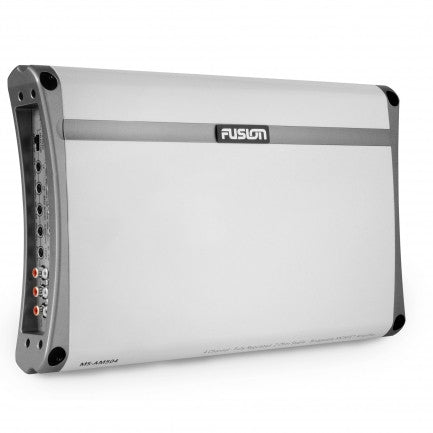 Fusion - MS-AM504 -- 500 Watt 4 Channel Marine Amplifier Front/Rear