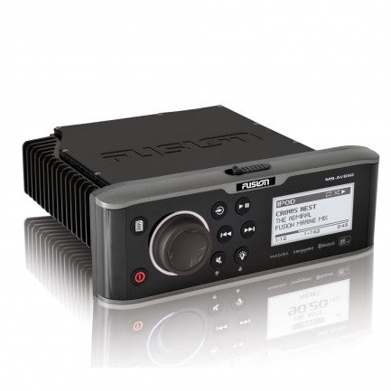 Fusion - MS-AV650 -- True Marine DVD / Receiver.