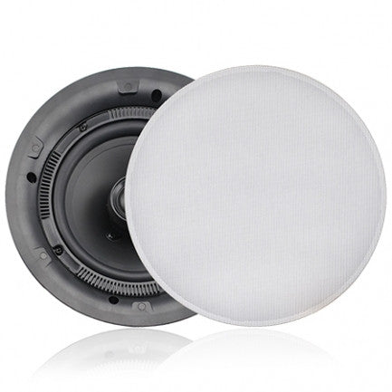 "Fusion - MS-CL602 -- 6"" Marine Internal Ceiling Speakers - 120 W"
