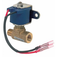 BEP-SA296COMP-12V-SOLENOID LPG SHUT OFF 12V Nickle Plated