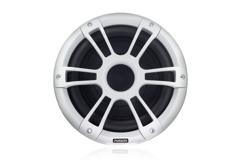 "Fusion - SG-SL102SPW / 010-02435-10 - 10"" 600 Watt Sports White Marine Subwoofer with CRGBW"
