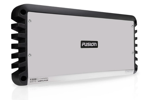 Fusion - MS-DA61500 - Signature Series 6 Channel Marine Amplifier