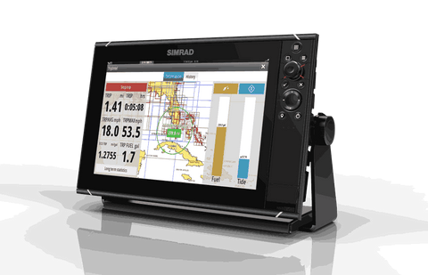 Simrad NSSevo3 12-inch display 000-13239-001