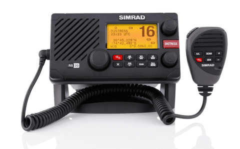 Simrad RS35 Marine VHF Radio with AIS 000-10790-001