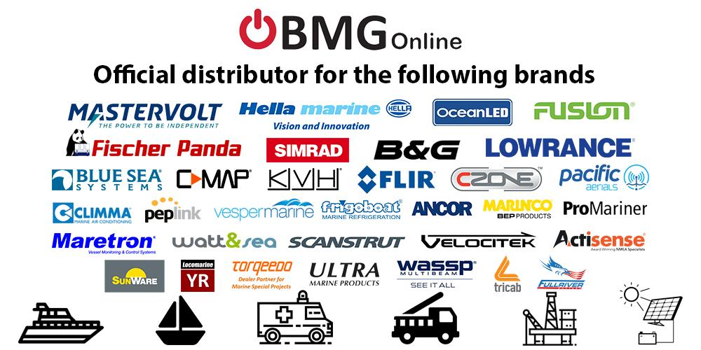 Buy marine electronics in Hong Kong, great deals, contact On board marine group OBMG today