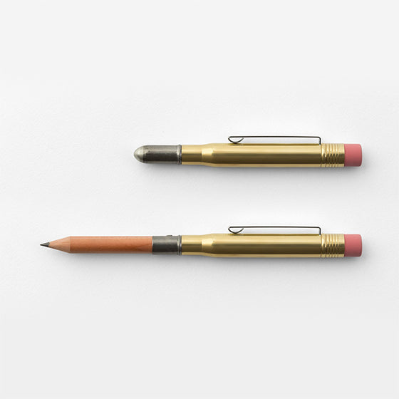 Traveler's Company - Pencil - Brass