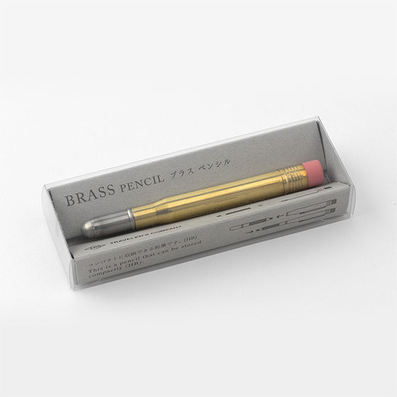Traveler's Company - Brass Pencil