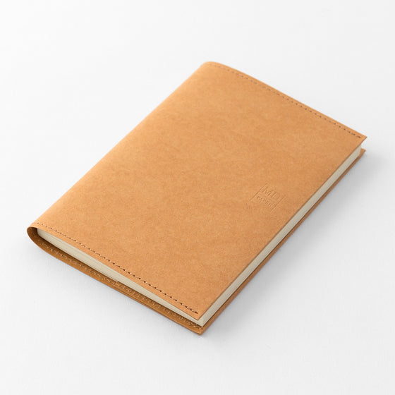 Midori - Notebook Cover - Paper - Light Brown