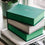 Bookbinders Design - Box - A4 - Green