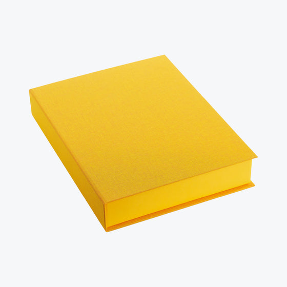Bookbinders Design - Box - A4 - Yellow