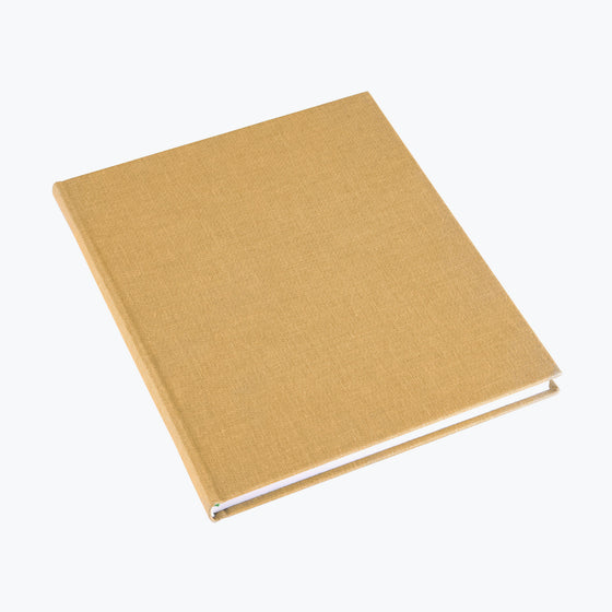 Bookbinders Design - Cloth Notebook - Large - Mustard