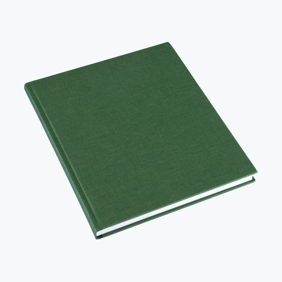 Bookbinders Design - Cloth Notebook - Large - Green
