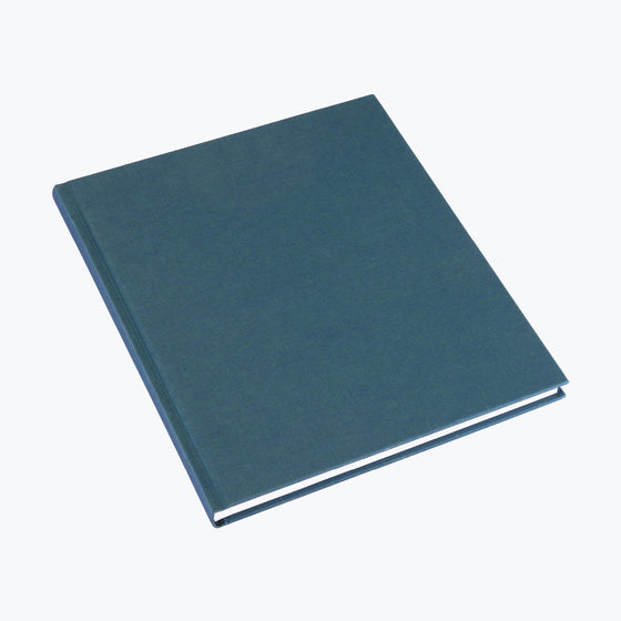 Bookbinders Design - Cloth Notebook - Large - Emerald