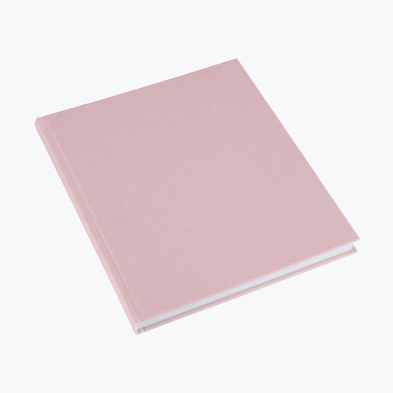 Bookbinders Design - Cloth Notebook - Large - Dusty Pink