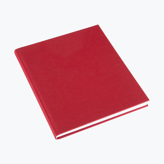 Bookbinders Design - Cloth Notebook - Large - Red