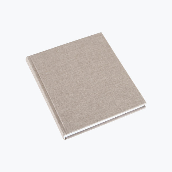 Bookbinders Design - Cloth Notebook - Regular - Sandbrown