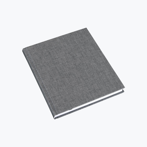 Bookbinders Design - Cloth Notebook - Regular - Black/White