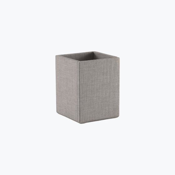 Bookbinders Design - Pen Pot - Light Grey