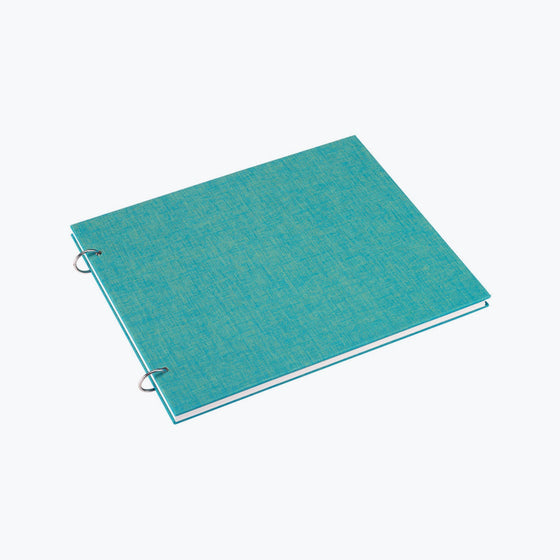 Bookbinders Design - Photo Album - Columbus - Regular - Turquoise