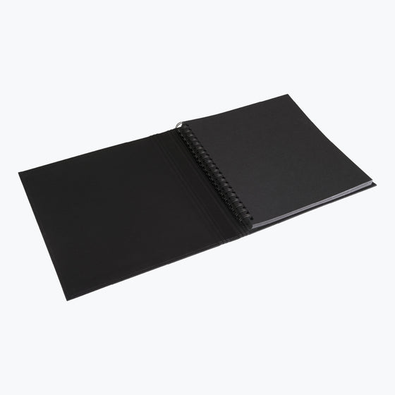 Bookbinders Design - Photo Album - Regular - Black