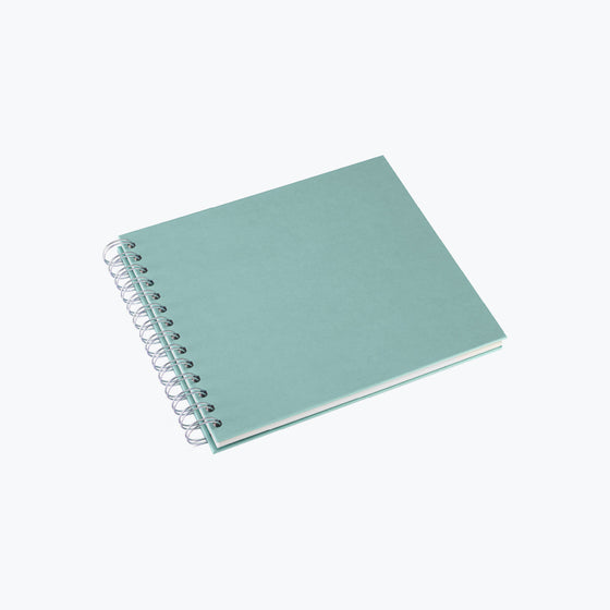 Bookbinders Design - Wire-O Photo Album -  Small - Blue-Green