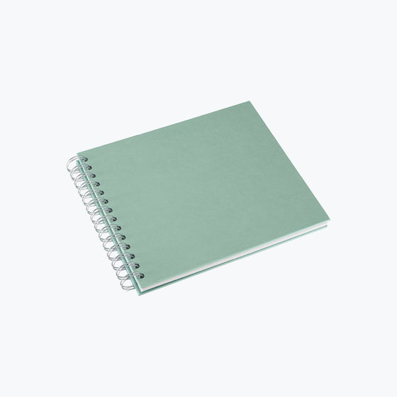 Bookbinders Design - Wire-O Photo Album -  Small - Light Green