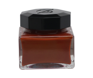 Ziller's - Calligraphy Ink - Buffalo Brown
