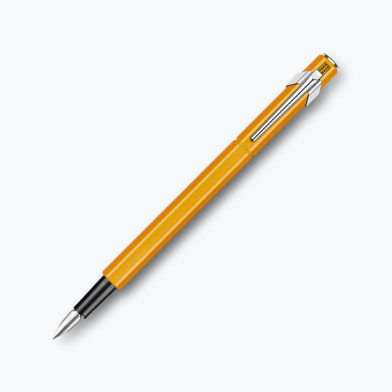 Caran d'Ache - Fountain Pen - 849 Classic - Fluo Orange