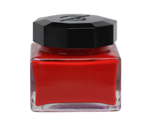 Ziller's - Calligraphy Ink - Cardinal Red