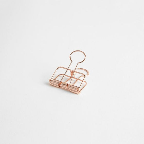 Bookbinders Design - Bulldog Clip - Copper