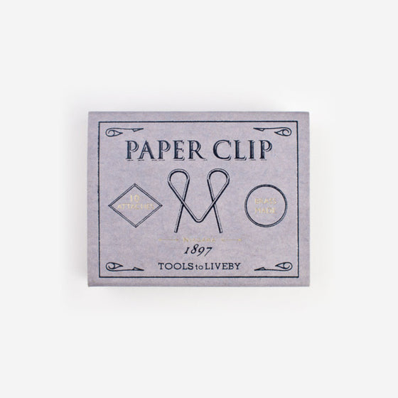 Tools to Liveby - Paper Clips - Niagara