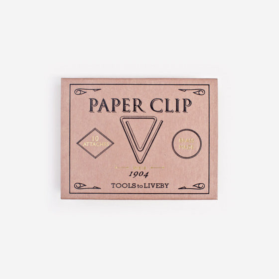 Tools to Liveby - Paper Clips - Weis