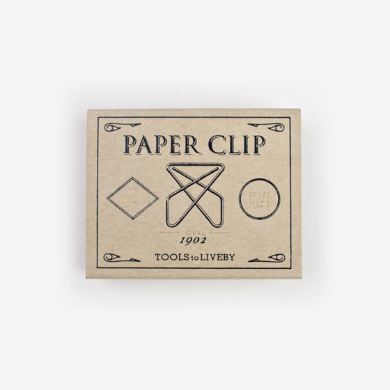 Tools to Liveby - Paper Clips - Ideal