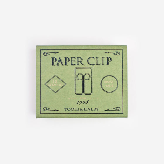 Tools to Liveby - Paper Clips - Owl