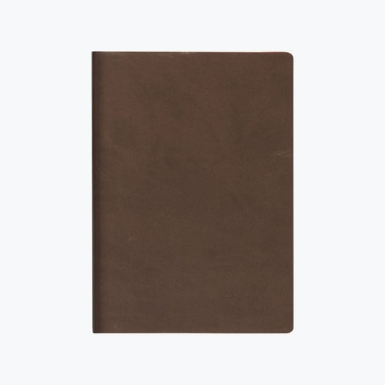 Daycraft - Notebook - Softcover - A5 - Brown