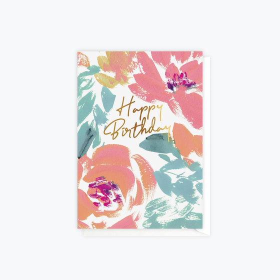 ELM Paper - Card - Birthday - Hip Hip Hooray Navy