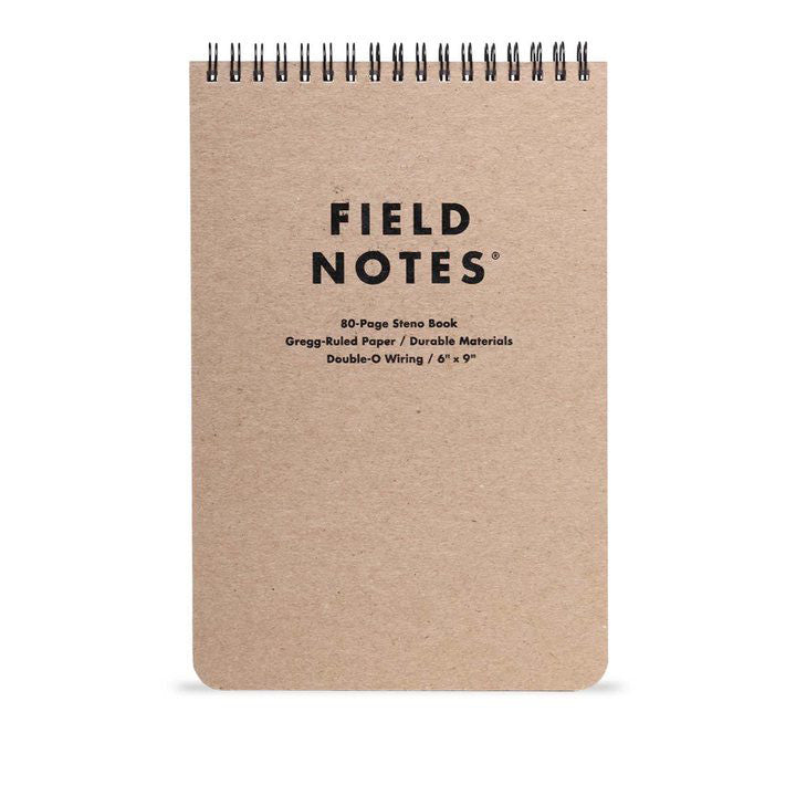 Field Notes Planner