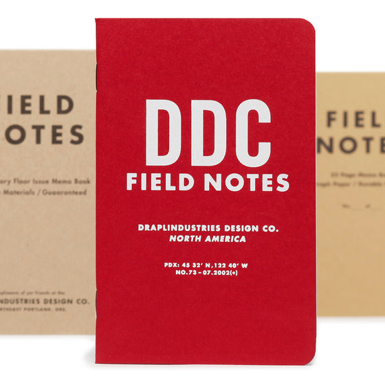 Field Notes - Tenth Anniversary