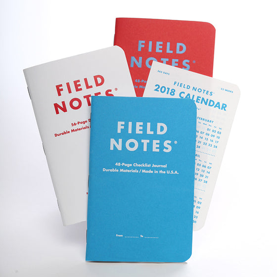 Field Notes - Resolution