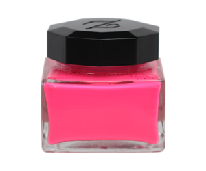 Ziller's - Calligraphy Ink - Flamingo Pink