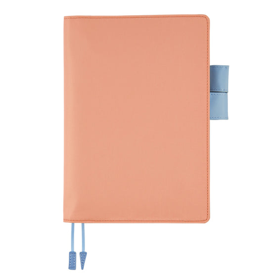 Hobonichi Techo - 2019 A5 Cousin Planner - Cover Only - Peach Sky