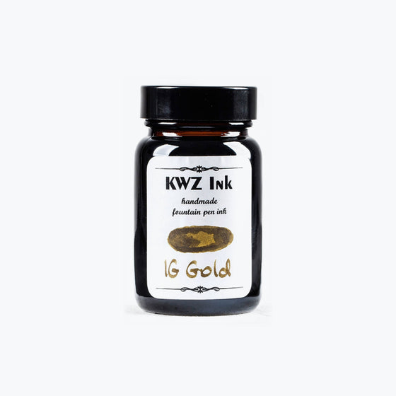 KWZ IG Gold iron gall ink